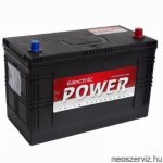 Electric Power 12V 110Ah J+MF IVECO TGK Akkumulátor
