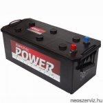 Electric Power 12V 220Ah HD B+ Tgk. Akkumulátor