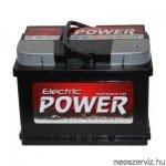 Electric Power 12V 45Ah J+ SMF Szgk. Akkumulátor