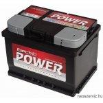 Electric Power 12V 60Ah J+SMF Szgk. Akkumulátor