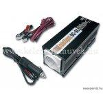 INVERTER 12V/230V DC/AC- 400W +USB 01070046