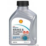 Shell Brake DOT 4 ESL fékfolyadék - 0,5L