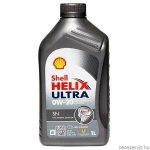 Shell Helix Ultra SN 0W20 személygépjármű motorolaj - 1L
