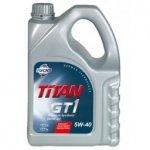 FUCHS TITAN GT1 5W-40 1L