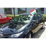 Autós magyar zászló FA-FLAG