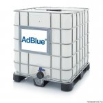 Adblue konténer (üres) 1000L