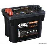 EXIDE MAXXIMA EM1000 12V 50Ah 800A spirálcellás akkumulátor B+