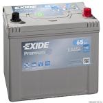 EXIDE PREMIUM EA654 12V 65Ah 580A akkumulátor J+ Japán
