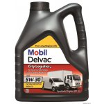 MOBIL DELVAC CITY LOG V 5W30 4L  Motorolaj