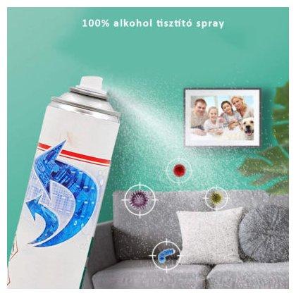 AM ALKOHOL SPRAY 100%-OS 500ml BIG (valós raktárkészlet)