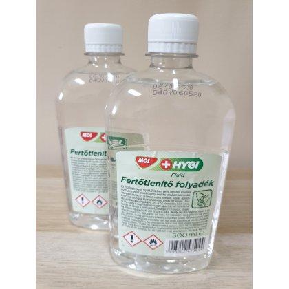 MOL Hygi Fluid 500 ml kézfertőtlenítő folyadék
