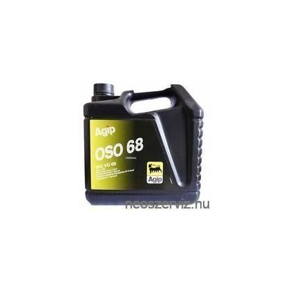 ENI Oso 68 HLP hidraulika olaj 5 liter