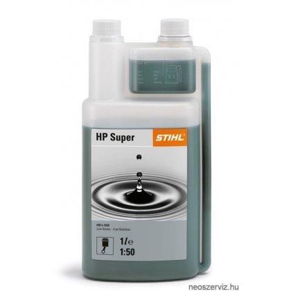 Stihl 2T HP Super zöld 1 liter motorolaj (adagolós)